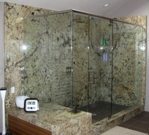 Custom Glass Showers Robinson Glass